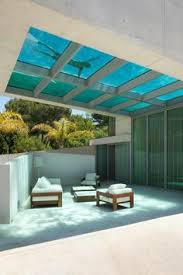 Cool Houses With Pools Cool Concrete House With Swimming Pool Feature Above Main