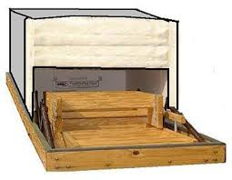 battic door u0027s e z hatch attic access door is the solution for the