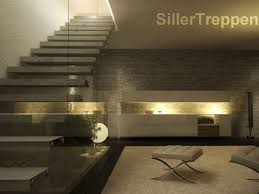Cement Stairs Design Cement Open Staircase Concrete Stairs By Siller Treppen