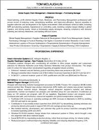 supply chain manager resume example 3293 prop pinterest