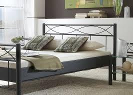 Schlafzimmer Mit Metallbett Metallbett Komplett Bett Lorel Lattenrost Matratze Varianten