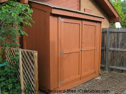 How To Build A Easy Storage Shed by Lean To Shed Plans Easy To Build Diy Shed Designs