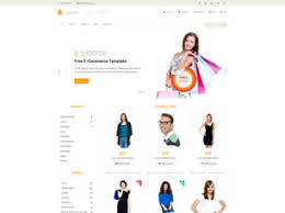 download template toko online simple free online shop website templates 93 free css