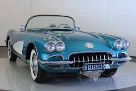 1959 corvette for sale chevrolet corvette c1 1959 for sale at erclassics