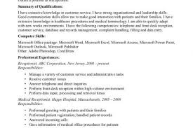 Front Desk Job Resume by Sample Resume Hobbies And Interests Reentrycorps