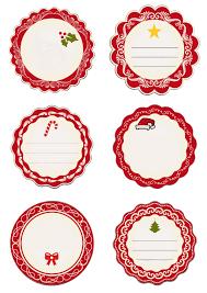 etiquetas redondas u2026 printable pinterest christmas tag free