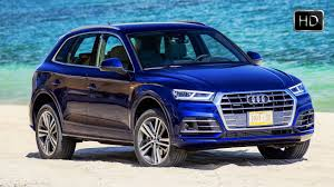 Audi Q5 Suv - 2018 audi q5 tfsi quattro suv navarra blue exterior u0026 interior
