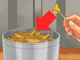 how to make a garden incinerator 6 steps with pictures