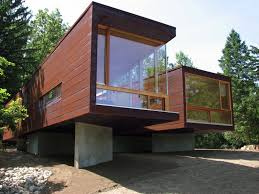modern prefab cabin beautiful modern prefab cottages awesome house