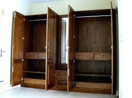 bedroom contemporary armoire walmart wood armoire closet