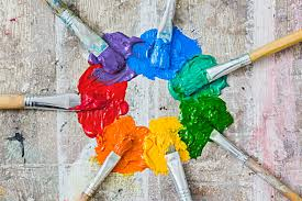 What Are Earth Tone Colors For Paint by Color Theory For Painting Reds