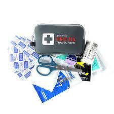 travel kits images Compact travel first aid kit pocket size solotrekk jpg