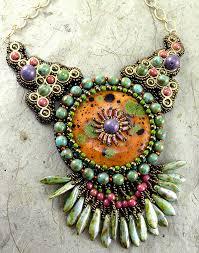 Bead Jewelry Making Classes - sherry serafini u0027s venice bead embroidery class adventure sherry