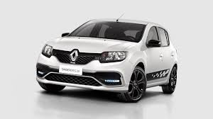 renault dacia sandero renault sandero rs configurator goes online u2013 video photo gallery