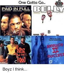 Paid In Full Meme - damon dash and roc a fella films present paid in full mekhi phifer