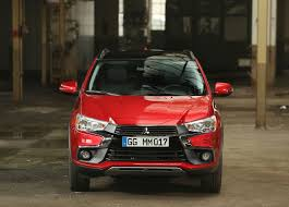 2017 mitsubishi asx facelift gets u201cdynamic shield u201d design cues
