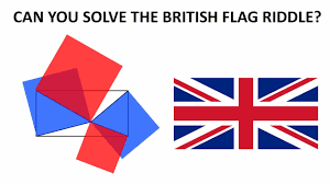 England Flag Jpg Can You Solve The British Flag Riddle Math Puzzle Interview