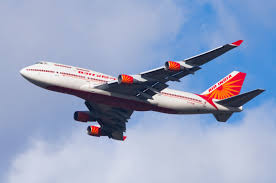Vermont travel flights images Air india sets record breaking flight with all female crew again jpg
