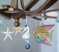 magtrim magnetic ornaments add instant sparkle to chandeliers
