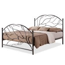 Baxton Studio Bed Bed Bedroom Furniture Affordable Modern Design Baxton Studio