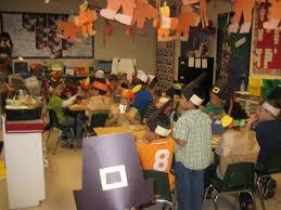 pilgrims thanksgiving feast kindergarten cowpokes thanksgiving feast with the pilgrims