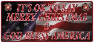 it is ok to say merry god bless america 2012 patriot