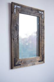 Barn Wood For Sale In Texas Reclaimed Wood Farmhouse Mirror Handcrafted In Plano Texas