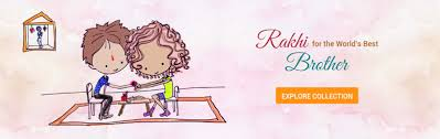 rakhi gifts rakhi online shopping send rakhi to india ferns