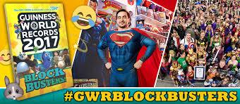 guinness world records kids blockbusters guinness world records