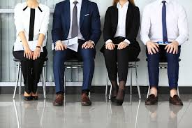 resume writing rules resume writing rules for strength coaches elite fts people waiting for job interview four candidates