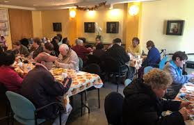 in sf s corridor seniors celebrate thanksgiving with a