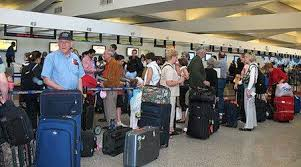 United Airlines How Many Bags by Airline Baggage Fees For Us To Europe Carriers Eurocheapo
