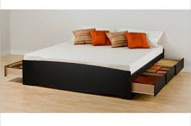 beds astonishing platform bed without headboard platform bed