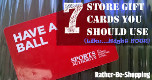 store gift cards the 7 store gift cards you should use asap before it s late