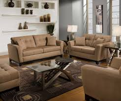 living room chairs and ottomans microfiber living room set homelegance quinn reclining sofa set