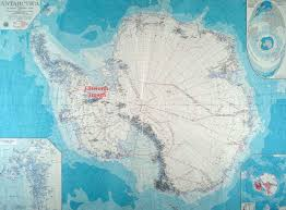 Map Of Antarctica Ellsworth Trough Giant Subglacial Trench Discovered In Antarctica
