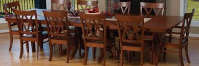 how to choose a dining table size u2013 amish tables
