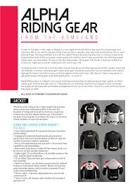 riding jacket price gears alpha riding gear autolife nepal