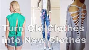 diy clothes life hacks epic way to turn old clothes into new