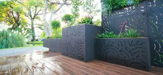 decorative outdoor environments core landscape privacy screens