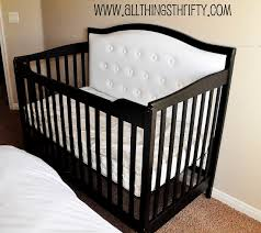 nursery decorating ideas part 3 change your crib for cheap all