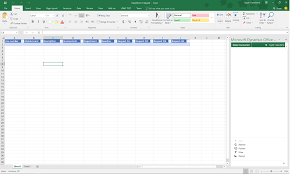 How To Use Excel Spreadsheet Budget Planning Templates For Excel Finance And Operations