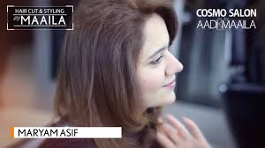 haircut deals lahore maryam asif at cosmo lahore grooming and hair salon for men
