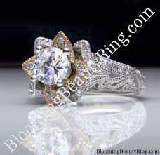 what is an engagement ring what is gold unique engagement rings flower rings