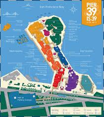 Navy Pier Map Best 25 Pier 39 Restaurants Ideas On Pinterest Fisherman U0027s