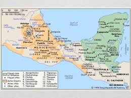 Teotihuacan Map Conquest In The Americas Bringing The Old World To The New Ppt