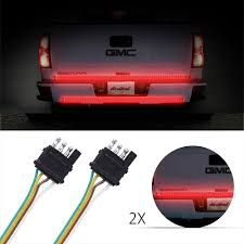 4 pin harness connector for trailer light bar
