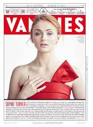 Magazine Vanity Fair Turner Vanity Fair Magazine April 2016