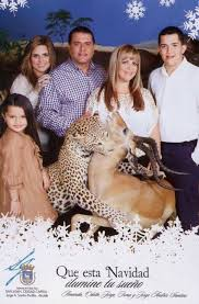 puerto rican mayor causes a stir with wild christmas card the