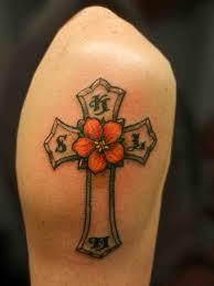 die besten 25 kruzifix tattoo ideen auf pinterest